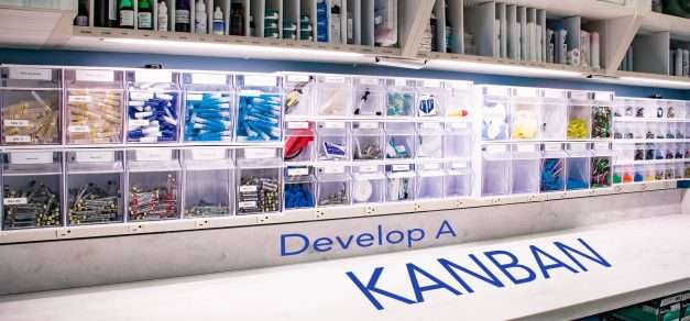 Develop a Kanban and Control Inventory in Your Dental Practice