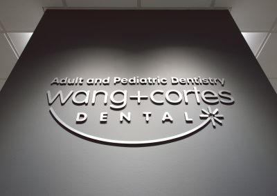 Wang + Cortes Dental Architectural Details