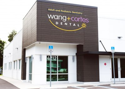 Wang + Cortes Dental Exterior