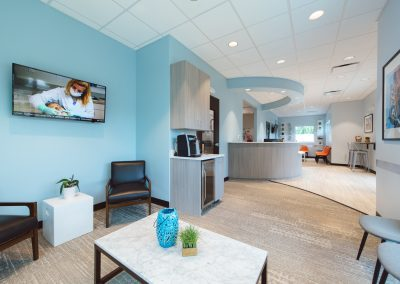 Wang + Cortes Dental Patient Amenities