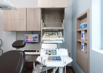 Wang + Cortes Dental Treatment Rooms
