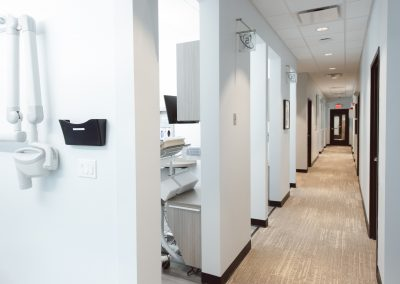 Wang + Cortes Dental Treatment Rooms