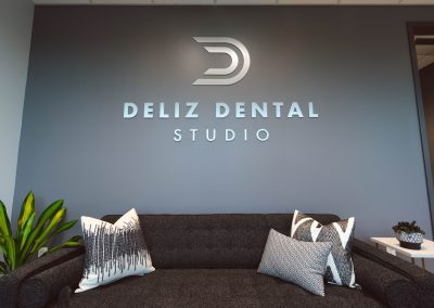 Deliz Dental Studio Architectural Details
