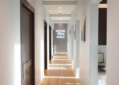 Deliz Dental Studio Architectural Details