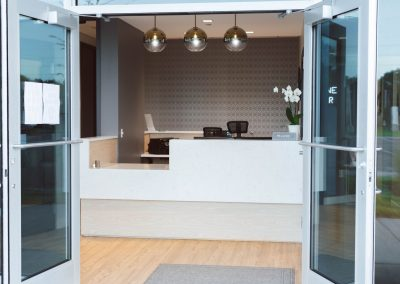 Deliz Dental Studio Reception