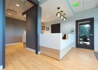 Deliz Dental Studio Reception