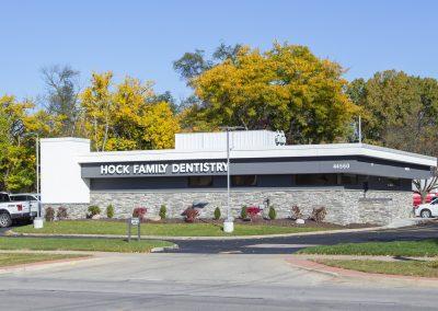 Hock Family Dentistry Exterior