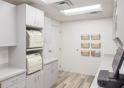 Hock Family Dentistry Lab & Sterilization