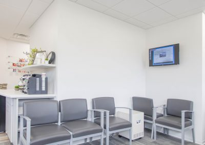 Hock Family Dentistry Waiting Room