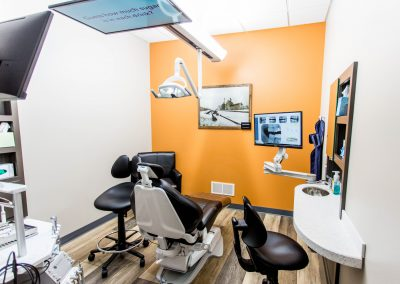 Rider Family Dentistry Treatment Rooms