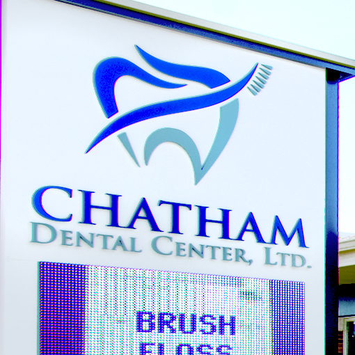 Chatham Dental - Signage