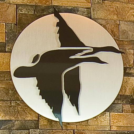 Lake Oconee Dentistry reception signage