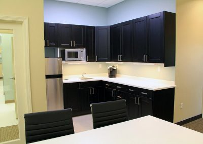 Dr. Ahearn - Conference Room kitchen