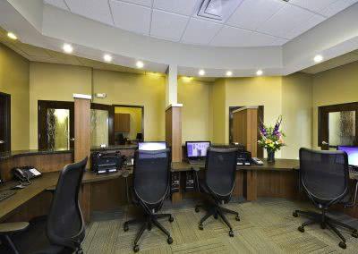 Reception Area 5 - Bradley D.