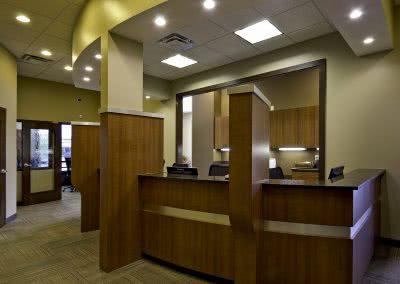 Reception Area 6 - Bradley D.