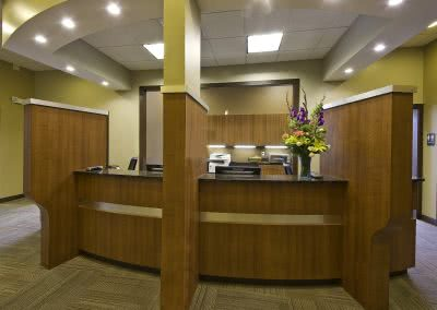 Reception Area 7 - Bradley D.