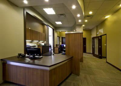 Reception Area 8 - Bradley D.