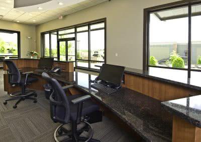 Reception Area 9 - Bradley D.