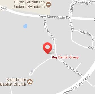 collins dental map image