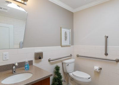 Dr Gerber bathroom