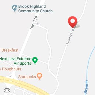 Gooch Family Dental google map