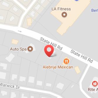 grove dental group map image