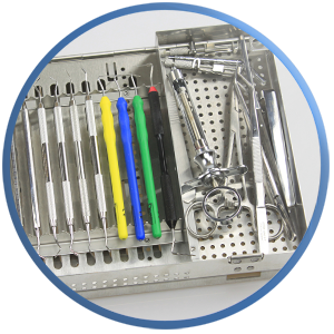 optimize your smaller equipment needs by utilizing instrument cassettes
