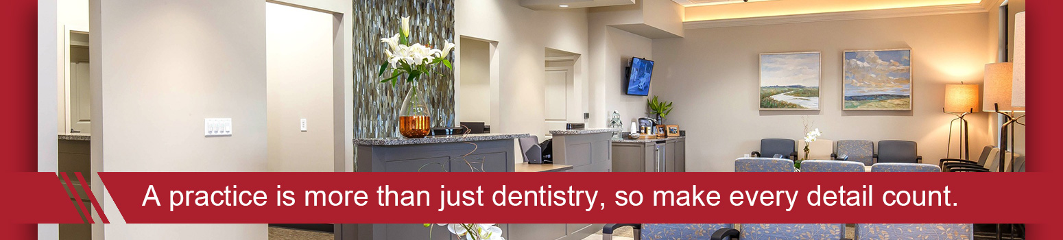 Dental office interior design Elegant Dental Economics Dental Office Interior Design Design Ergonomics Inc