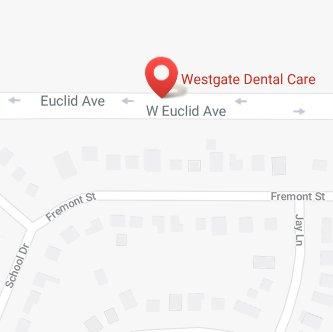taylor dental map image