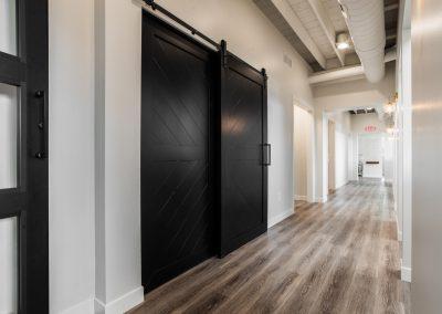 Dr lovell barn style doors
